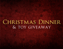 Christmas Dinner & Toy Giveaway @ Skyland Church (Dining Room) | Atlanta | Georgia | United States