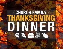Thanksgiving Dinner @ Skyland Church (Dining Room) | Atlanta | Georgia | United States