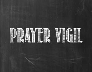 Exalt Prayer Vigil