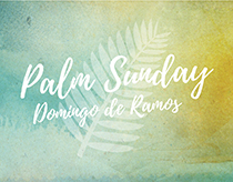 Palm Sunday @ Skyland Church (Sanctuary)   Atlanta   Georgia   United States